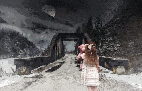 чувство страха и тревоги фото