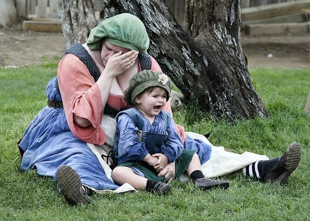 эмоциональная связь между матерью и её ребёнком фото