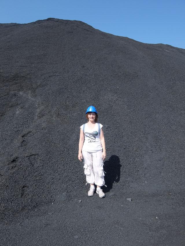 шунгитовое месторождение Карелии фото