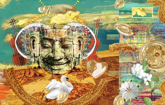 Творческая фантазия снимает ограниченность мышления картинка